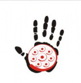 The HandPan Logo