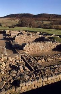 Vindolanda Fort remains dig south of Housesteads. An English Heritage site, you will need to pay for access unless you have a membership card