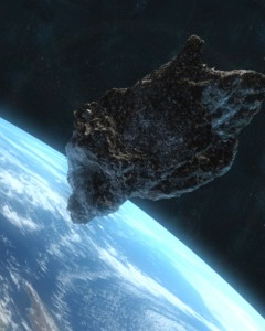 They only found it last week, how can  an asteroid that size escape detection?