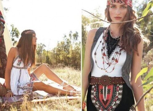 Best stores for boho style