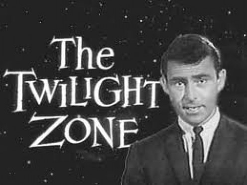 The Twilight Zone was written by Rod Serling and it had horror and science fiction themes each episode.