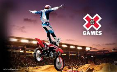 Motor Cross has been a part of the X-Games ever since it's inception as a sport. It remains the top attraction in the X Games and elsewhere it is growing as well.