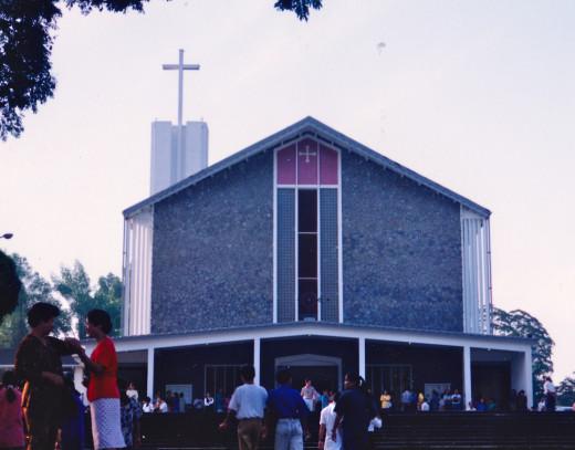 Kuching Anglican Cathedral