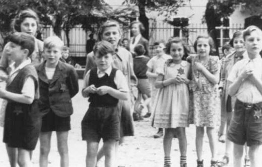 The children of Terezin