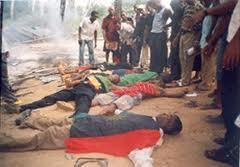 Slain MASSOB Members