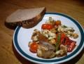 Roast Vegetable and Chickpea Salad Recipe