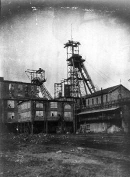 """The former """"Grube Velsen"""" mine, Völklingen"""