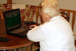 Technology opens doors for everyone regardless of age, race, sex or creed.