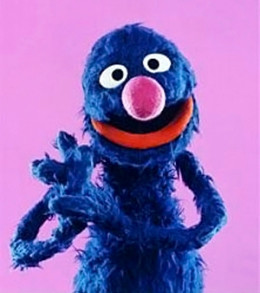 Happy Birthday Grover!