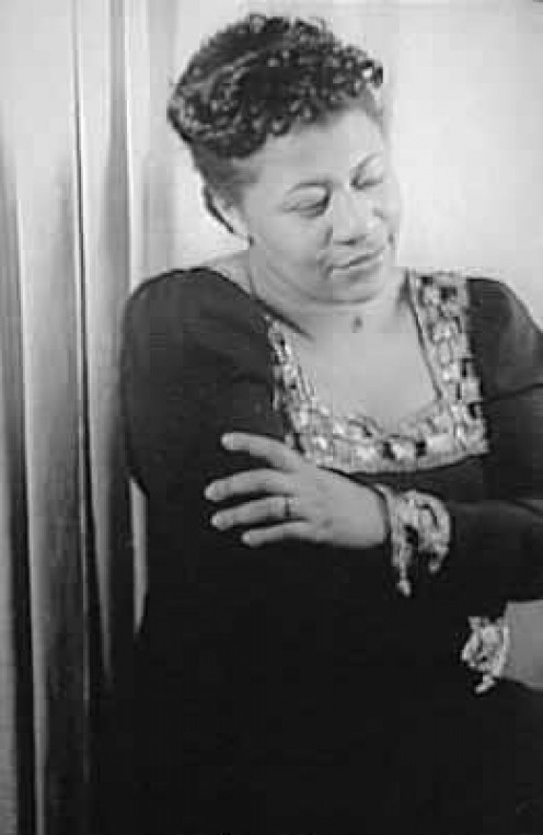 Ella FItzgerald in 1940