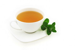 A Cup Of Mint Tea