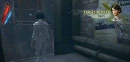 Dishonored Find Emily in Emily's Whereabouts Mission