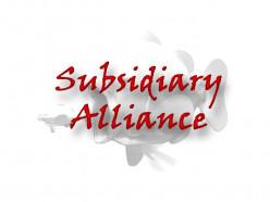 Subsidiary Alliance