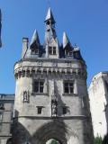 La Porte Cailhau in Bordeaux