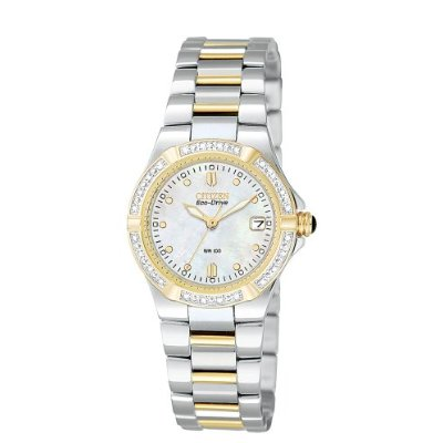 Ladies | Chronograph | Diamonds | Two-Tone
