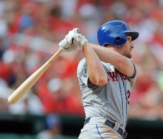 Daniel Murphy homers for the Mets