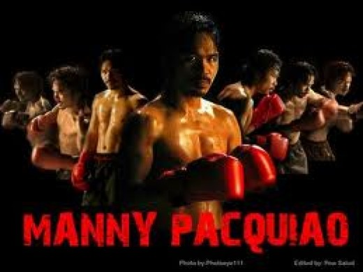 Manny Pacquiao has won belts in 8 weight classes which is a record in the sport of boxing.