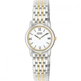 Ladies | Eco-Drive | Two-Tone