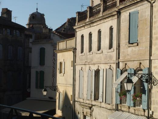 Houses in Arles