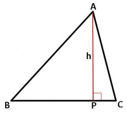 Triangle Geometry Review, Practice Problems with Solutions for GMAT