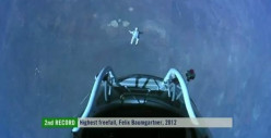What do you think about Felix Baumgartner`s jump from space ? He is awesome !!!
