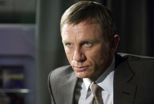 James Bond after a few Taliskers