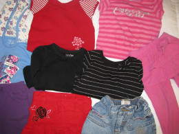 Ebay is a great place to find lots (groups) of clothing for kids for a great price.