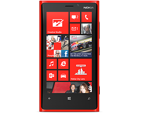 "Nokia Lumia 920 has one of the best displays on the market - a 1280x768 4.5"" PureMotion IPS LCD with a pixel density of 332ppi"