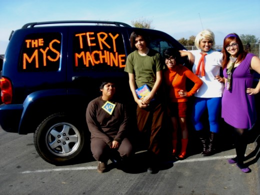 Scooby Doo and the Mystery Gang