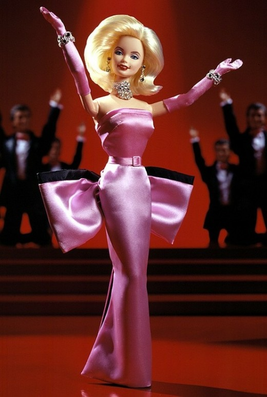 Diamond Barbie