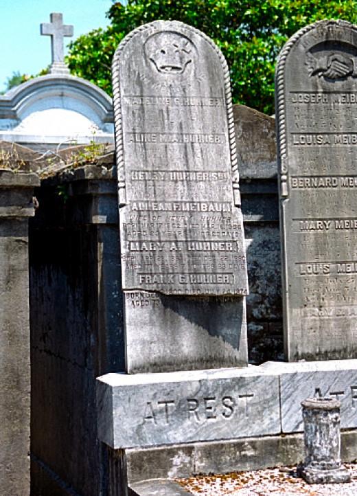 Saint Louis Cemetery #1