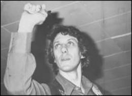 George Silberzahn earlier in his career.