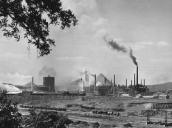 Voelklingen Steelworks, taken circa 1948-1955