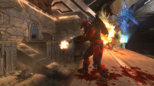The multiplayer will look and play just like Halo: Reach