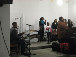 Music is an important part of a worship service.