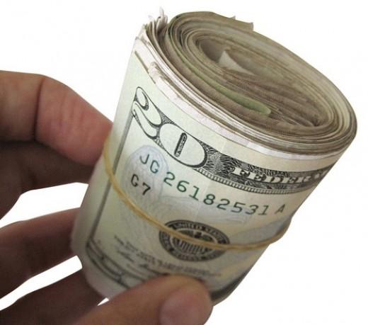 Darn! MONEY chasers