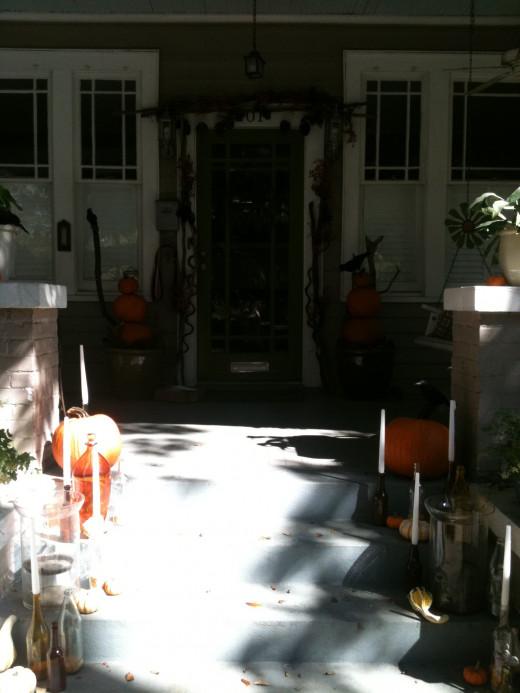 Houston Street home in Mobile,AL