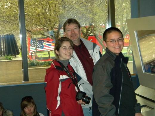 Ana, Tony, and Johnny