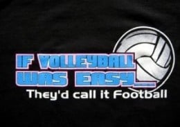 Top 10 Coolest Volleyball Shirts