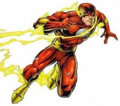 Speedster superheroes