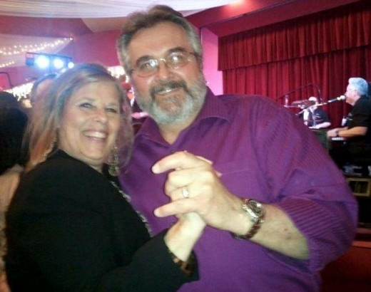 Randy and Debra