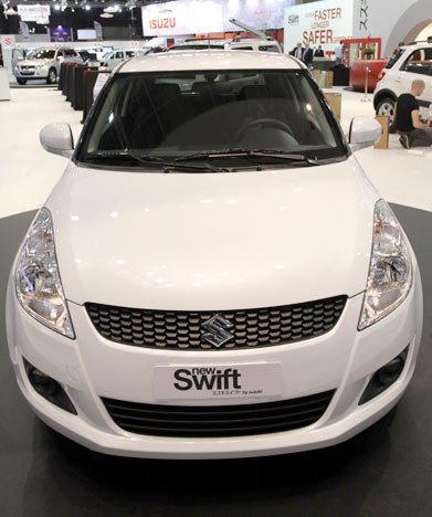Maruti Suzuki Swift Dzire 2012 Discounts