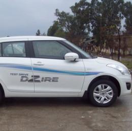 Diwali offer on Maruti Suzuki Swift Dzire 2012