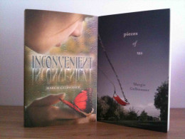 Young adult novels by Margie Gelbwasser - Incovenient, Pieces of Us
