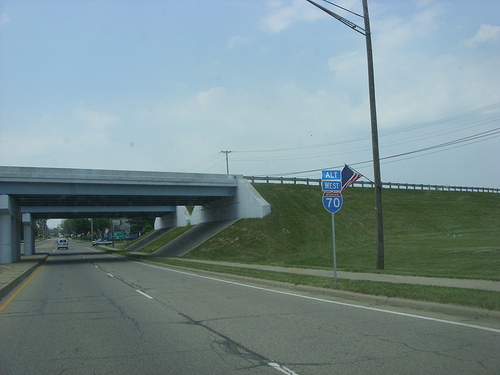 Columbus, Ohio area overpasses were crime scenes of a serial sniper that had a Severe Mental Disorder and possible mental retardation.