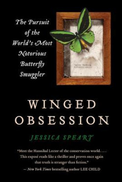 Winged Obsession by Jessica Speart: Book Review