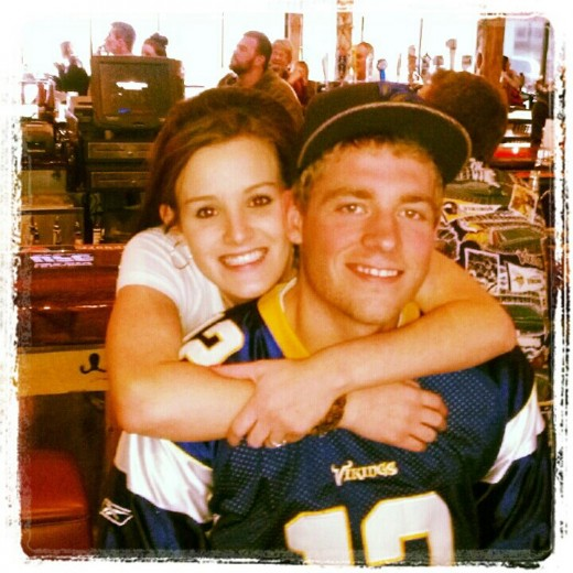 Becca and Ryan