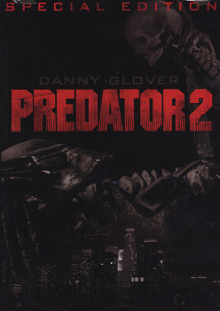 Predator 2: A bit too much of a bad thing is, surprise, surprise, a bad thing.