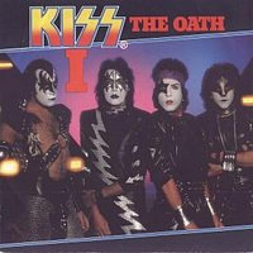 "Dutch single for ""The Oath"" b/w ""I"""