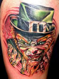 Leprechaun Tattoos And Designs-Leprechaun Tattoo Meanings And Ideas-Leprechaun Tattoo Pictures